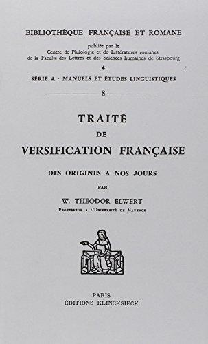 Traite de versification française bfr a8