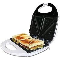 Cocina tostadora Sandwich, multi-función automática hamburguesa máquina casera doble cara calefacción mini máquina