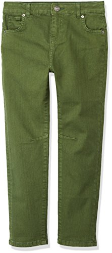 Jungen Khaki (RED WAGON Jeanshose Jungen Relaxed Fit, Grün (Khaki), 104 (Herstellergröße: 4 Jahre))