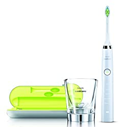 Philips Sonicare Diamond Clean Electric Toothbrush (White