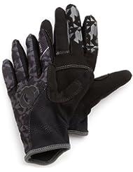 Pearl Izumi–Jr MTB guantes, Unisex, negro
