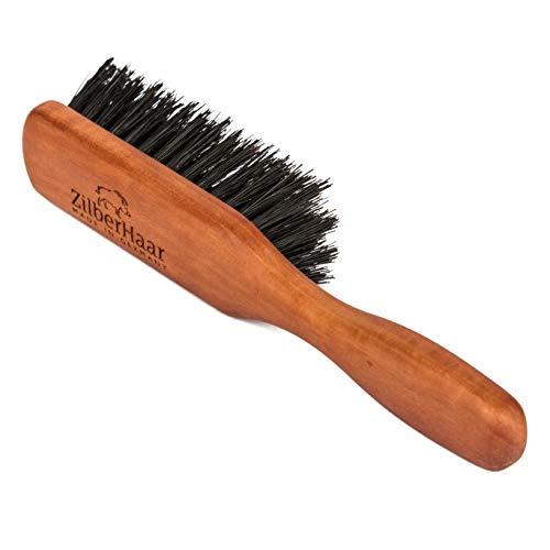 Zilberhaar barba Cepillo cerdas suaves | 100% cerdas