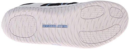 Helly Hansen - W Sailpower 3, Scarpe da barca Donna Azul / Blanco (597 Navy / White / Nostalgic B)