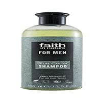 Faith In Nature Faith For Men Blue Cedar Shamp 400ml 17