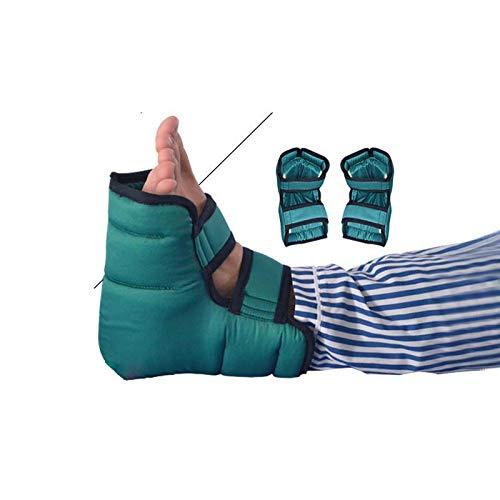 Rziioo Heel-Float Fersenschutz - Druckentlastender Fersenschutz - Fersenkissen für Fußverletzungen -