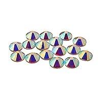Pack of 1440 EIMASS® 7767 Range Hotfix Glass Rhinestones Flat back Gems