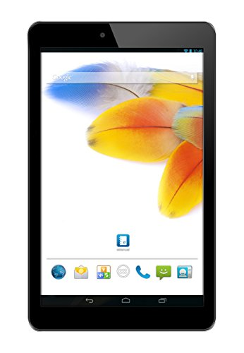 Odys Connect 7 Pro 17,8 cm (7 Zoll) Tablet-PC (MTK Quad Core (4 x 1,3 GHz), 1GB RAM, 8GB HDD, Micro SD, BT 4.0, Android 4.4 Kitkat) schwarz