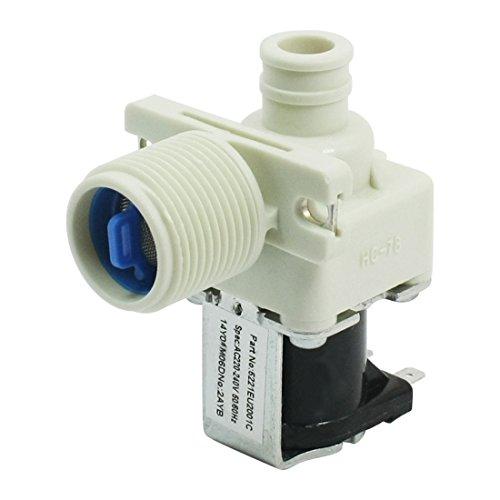 Preisvergleich Produktbild sourcingmap WECHSELSTROM 220V-240V Wäsche Haus Waschmaschine Wasserzulauf Magnetventil