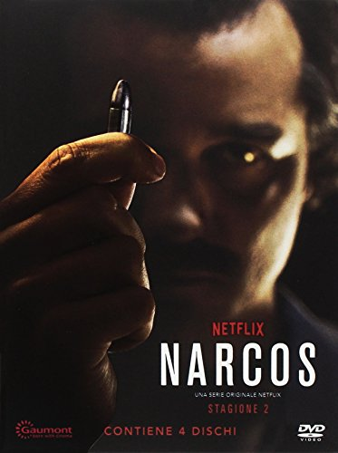 Narcos - Stagione 02 (Special Edition O-Card) (4 Dvd)