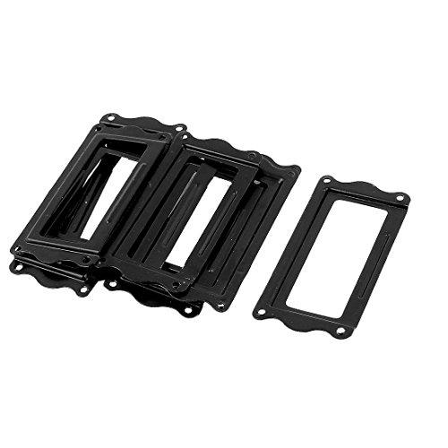 Sourcingmap® cassetto armadio classificatore ufficio etichetta carta telaio supporto  pezzi