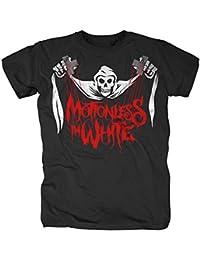 Motionless In White Marioneta Maestro - Camiseta Oficial Hombre