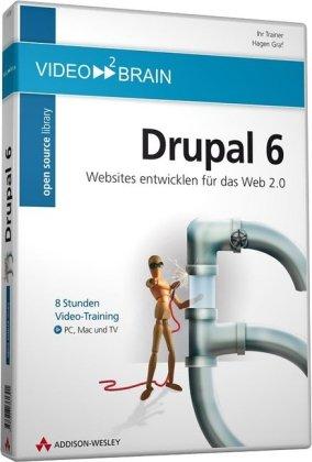 Preisvergleich Produktbild Video 2 Brain Drupal 6