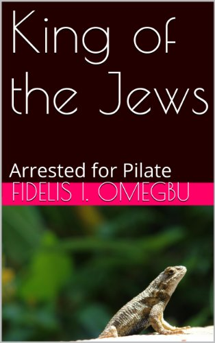 King of the Jews: Arrested without Crime (English Edition) par  Fidelis I. Omegbu