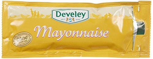 DEVELEY Mayonnaise 80%, 150er Pack (150 x 20 ml)