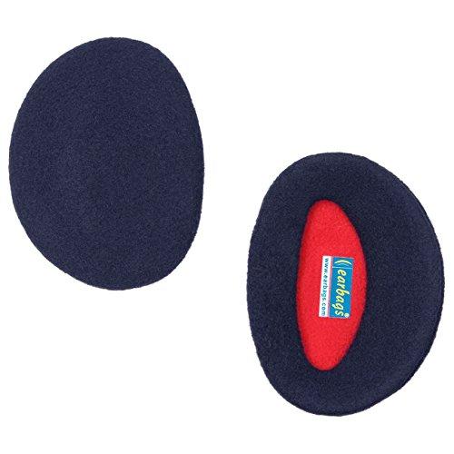 Earbags Fleece Ohrwärmer Mütze war gestern Standard Ohren Schützer, earbags fleece, Farbe blau, Größe L