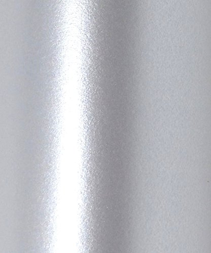 20x A4silber-schimmernden Glanz Perlglanz-Papier 120g/m² Doppelseitig geeignet für Inkjet und Laser Drucker (Laser-inkjet-papier)