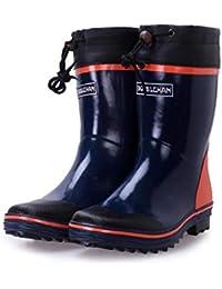 Jxth Botas para la Nieve Unisex para Adultos Botas de Lluvia de Primavera y otoño Zapatos