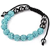 Fashion Shamballa, 11 10mm