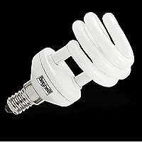Beghelli Lampada Immediately Lampadina Attacco E27 forma a 4 tubi Luce Naturale 4000K BEG 50002-25W
