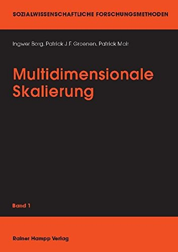 Multidimensionale Skalierung (Sozialwissenschaftliche Forschungsmethoden)