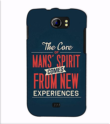 Fuson Designer Back Case Cover for Micromax Canvas 2 A110Q :: Micromax A110Q Canvas 2 Plus :: Micromax Canvas 2 A110 (The Core Of Mans Spirit)  available at amazon for Rs.397