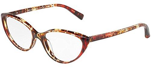 Occhiali da vista alain mikli 0a03081 havana brown donna