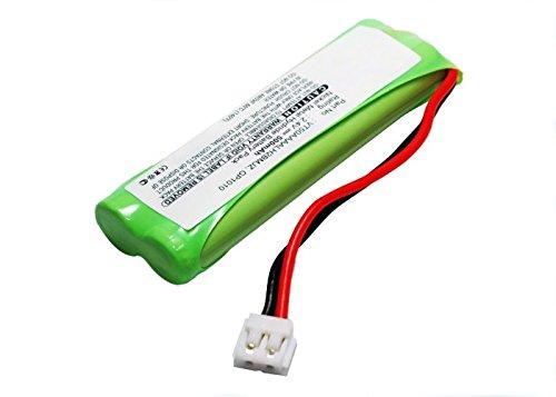 subtel® Qualitäts Akku kompatibel mit Audioline Monza, Medion Life S63062, S63065, MD82973, MD93035, Swissvoice DP500 Eco Plus, DP550 Eco Plus BT (500mAh) GPHC05RN01 Ersatzakku Batterie