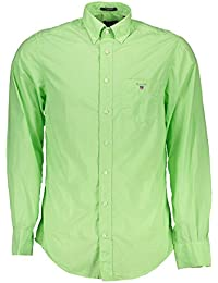 Gant Solid Poplin (L/s) - Chemise Casual - Homme