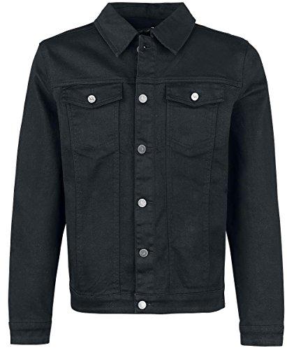 Black Premium by EMP Jeans Jacket Giacca di jeans nero XXL