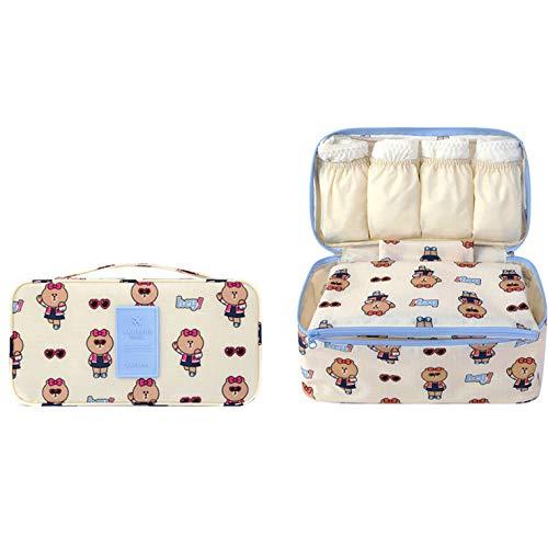 Reise hängenden tragbaren Organizer Folding Travel Wash Bag Idee für Männer Frauen Reisende Fernfahrer mit Multi-Taschen (3-teiliges Set) L Meter -