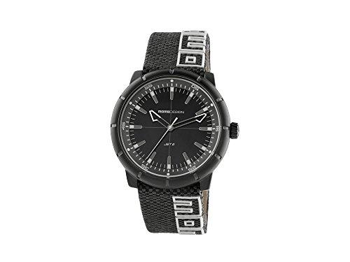 Momo Design Jet II Quartz Uhr, Ronda 763, PVD, 42,5 mm, 5 atm, MD8287BK-13