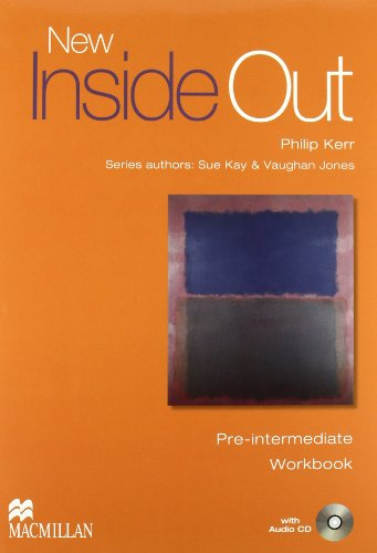 New inside out. Pre-Intermediate. Student's book-Workbook. Without key. Per le Scuole superiori. Con CD Audio