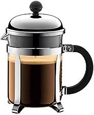 BODUM Chambord 3-kopp kaffebryggare 0.5 l Krom