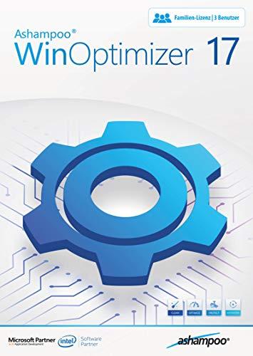WinOptimizer 17 3 USER Lizenz - Tuning für Windows 10 8.1 8 7 - unbegrenzte Laufzeit