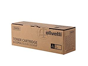 Olivetti D-Copia 3013 MF (B1009) - original - Toner black - 3.000 Pages