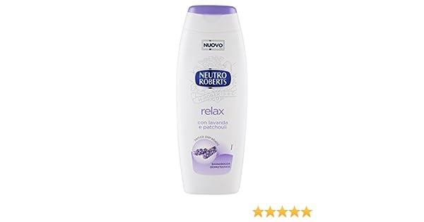 Bagno Doccia Neutro : Neutro roberts bagnodoccia relax 500 ml: amazon.it: bellezza