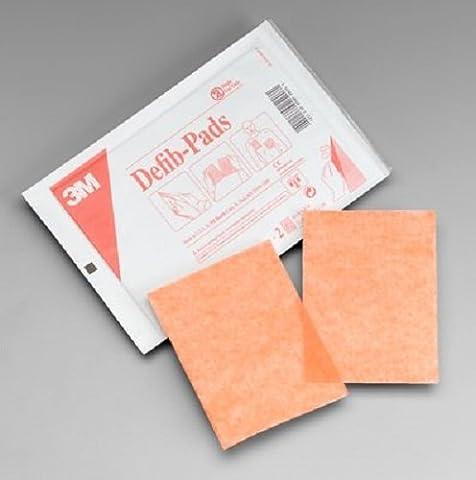 3M Manual Defib Pads 2346N, Box/10 by 3M