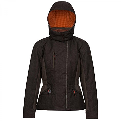 SALEWA Damen Winterjacke Braun