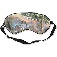 Beautiful Village of Dorset Painting 99% Eyeshade Blinders Sleeping Eye Patch Eye Mask Blindfold for Travel Insomnia... preisvergleich bei billige-tabletten.eu