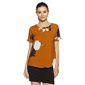 Van Heusen Woman Floral Regular Fit Shirt