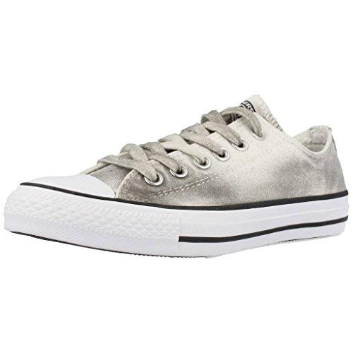 black wht 549667c Grau Converse Sneaker White wht W Damen Ct black Oxw8qHwt