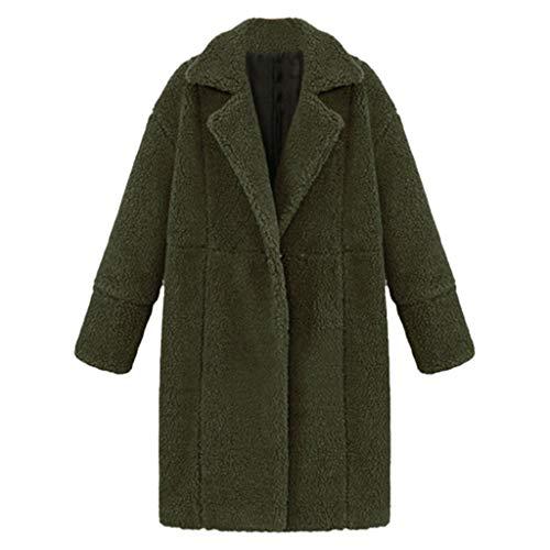 jacke Pullover Cardigan Langarm Oversize Frühling/Winter/Herbst Cardigan Lang Mantel ()