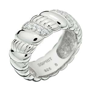 Esprit Fantasieringe TRYLOGY UNITED 925 Sterlingsilber  17 44434039170