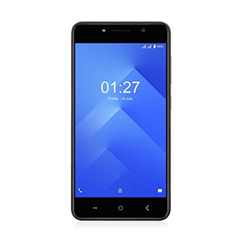 m-net power 1,Android 7.0, 5.0 zoll smartphone,5000mAh Batterie, 720*1280 pixel ,5.0Mp +5.0Mp Kamera 1GB RAM 8GB ROM 1.3 GHz handy -gold