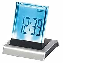 Marques & Prestige MM948 Horloge/Station Météo Argent