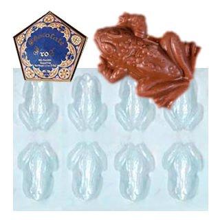 Harry Potter Rana De Chocolate - Oficial - Molde De Chocolate + 8 Cajas Auténticas - Cinereplicas