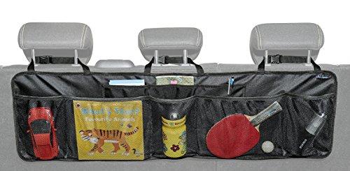 Elephant-Drivers-Equipment Kofferraum-Organizer mit verbessertem Halt Mehr Stauraum, mehr Stabilität. So macht Autofahren Spaß!