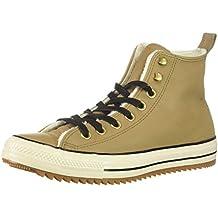 Details zu Converse C Taylor All Star HI Chuck Schuhe Sneaker Leder gefüttert 162386C