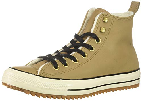 Converse Unisex-Erwachsene Chuck Taylor All Star Hiker Boot Hohe Sneaker, Braun (Teak/Black/Natural Ivory 234), 39 EU