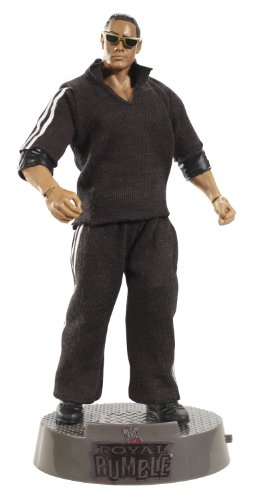WWE Entrance Greats The Rock Collector Figure